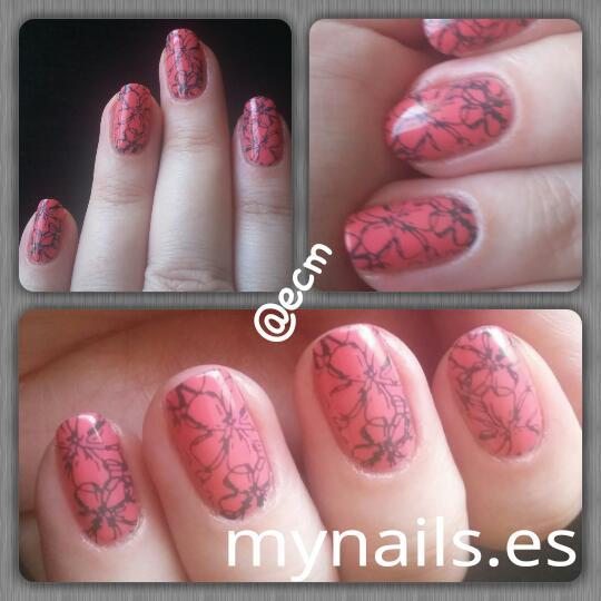 Un Color Para Cualquier época El Coral Mynails